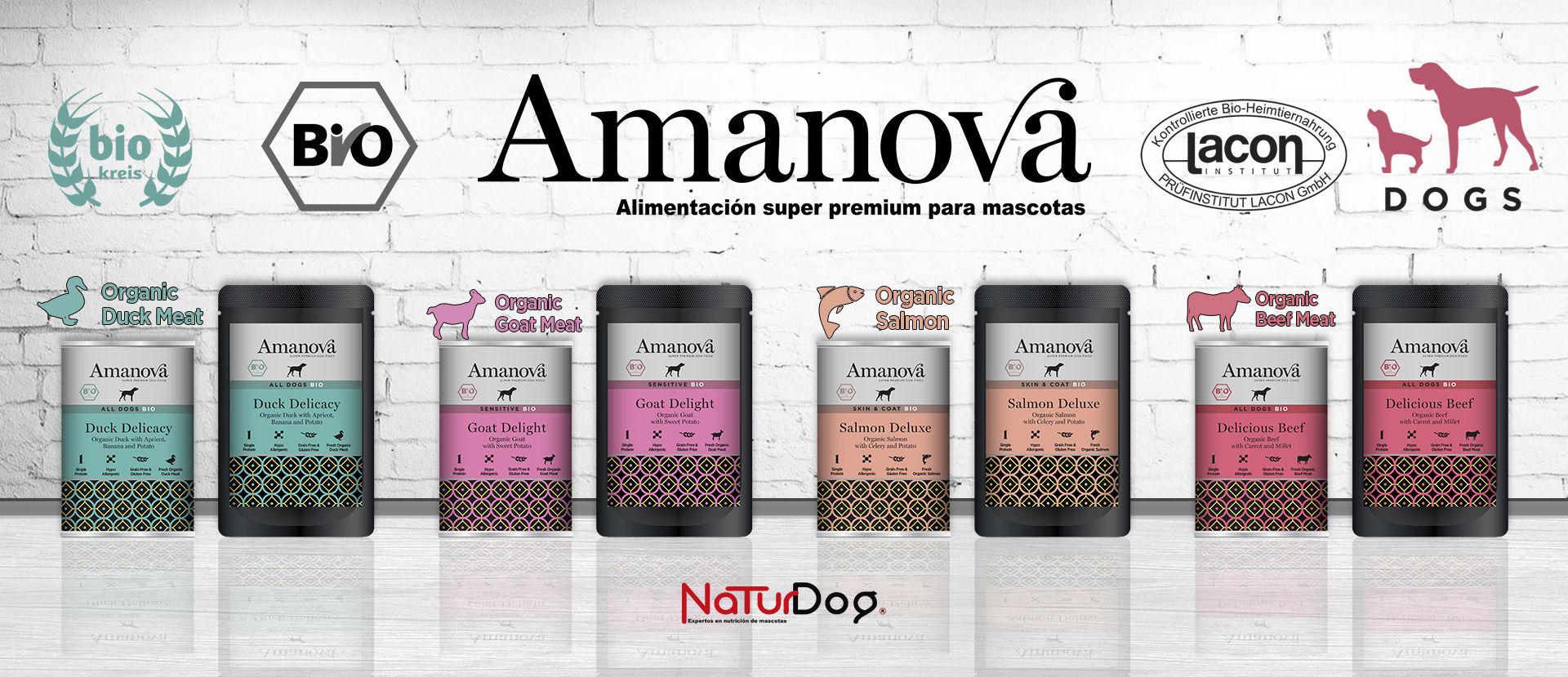 Amanova dogs