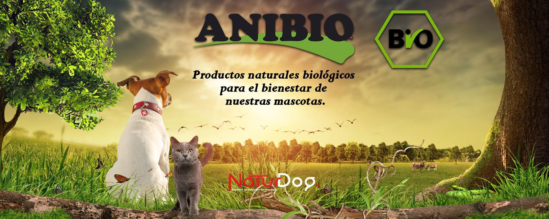 Evoque nueva gama alimentacion perros gatos Visan NaturDog