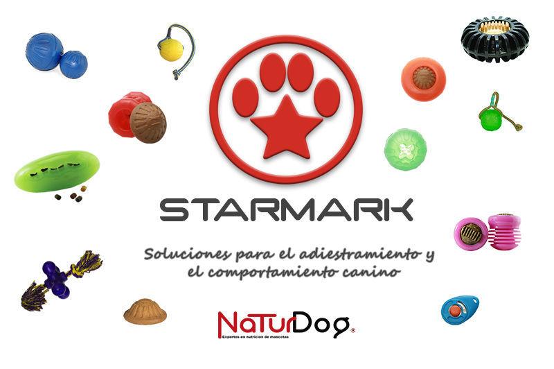 Starmark juguetes promocion NaturDog
