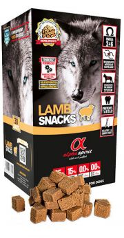 Alpha Spirit snacks lamb
