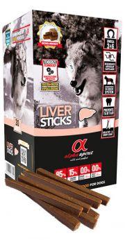 Alpha Spirit sticks liver