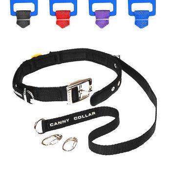 Collar canny de cabeza para el adiestramiento canino, disponible en 4 colores