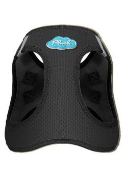 Curli vest air mesh, de color negro