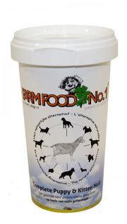 FarmFood leche de cabra en polvo