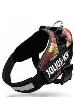 Julius K9 arnés idc estilo camuflaje oscuro