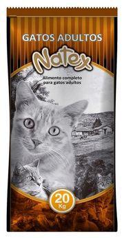 Natex gatos adultos