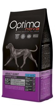 Optima Nova adult giant chicken rice NaturDog