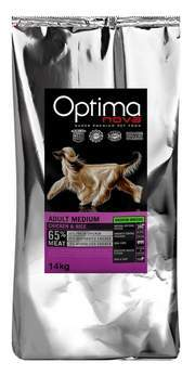 Optima Nova adult medium chicken and rice, solo para criadores