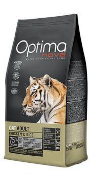 Optima Nova cat adult chicken and rice