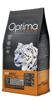 Optima Nova cat adult salmon and rice