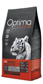 Optima Nova cat mature chicken and rice