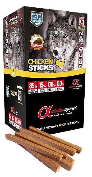 Alpha Spirit sticks chicken