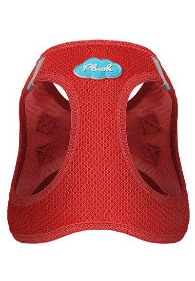 Curli vest air mesh, de color rojo