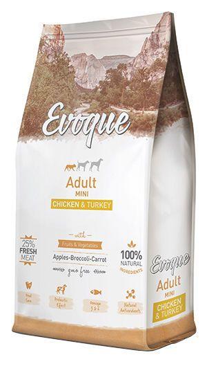 Evoque adult mini chicken and turkey