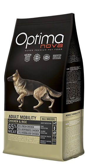 Optima Nova adult mobility chicken and rice