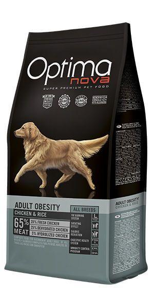 Optima Nova adult obesity chicken and rice