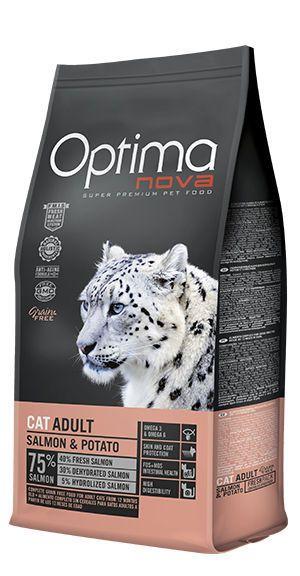 Optima Nova cat adult salmon and potato