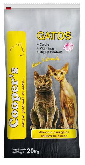 Cooper's cats
