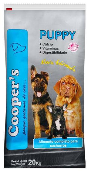 Cooper's puppy